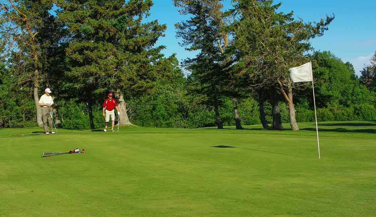 Sackville Golf & Country Club · Sackville, NB