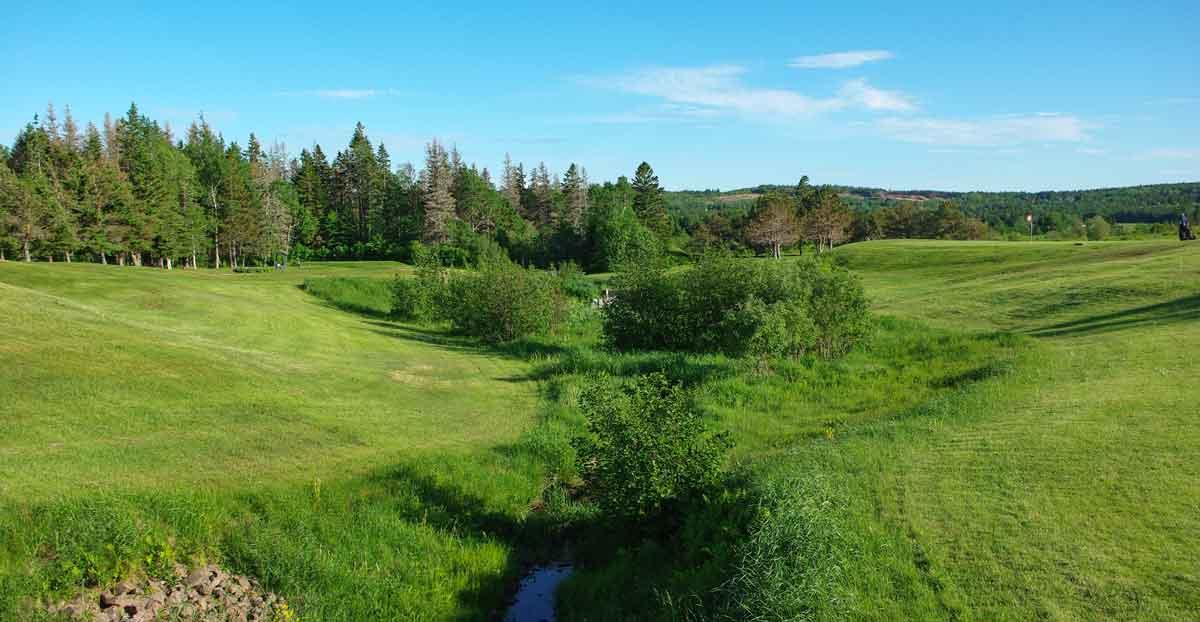 The Sackville Golf & Country Club course